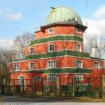 Spotkanie w planetarium - dr Paweł Preś